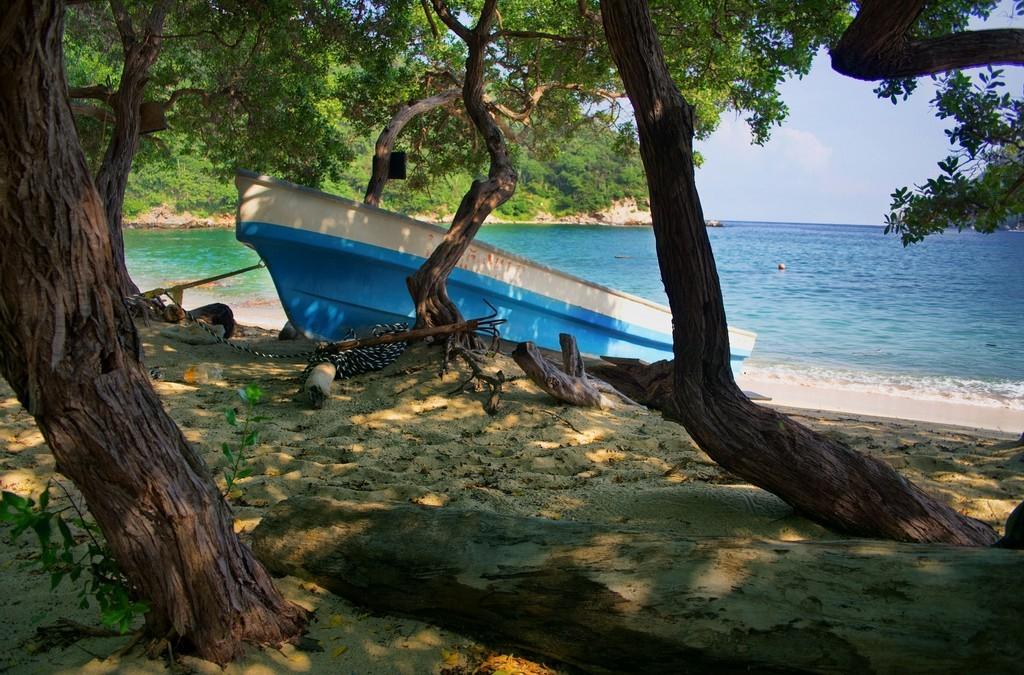 Investigación  Vulnerabilidad y escenarios bioclimáticos de los sistemas marino-costeros a nivel del caribe centroamericano.