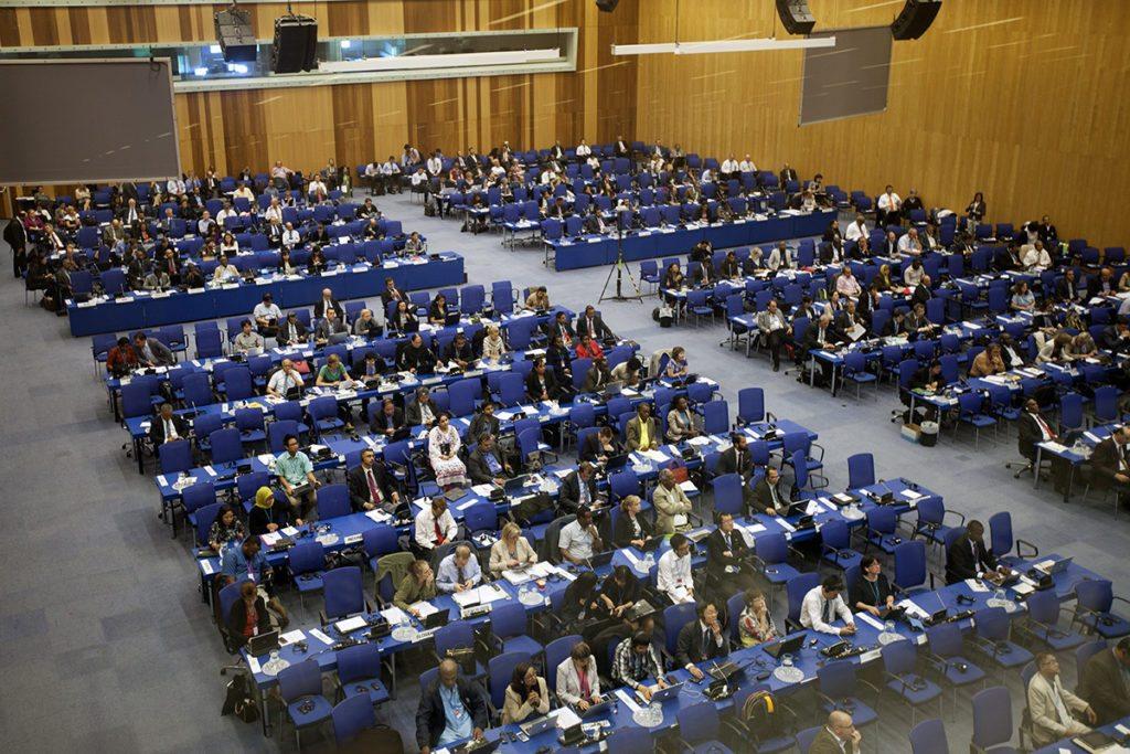Los negociadores se reunieron en Viena, capital de Austria, para negociar una enmienda al Protocolo de Montreal que permita reducir el uso de gases tipo HFC.