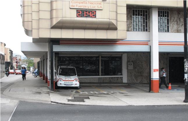 Estaciones de carga para vehículos eléctricos empiezan a poblar Costa Rica