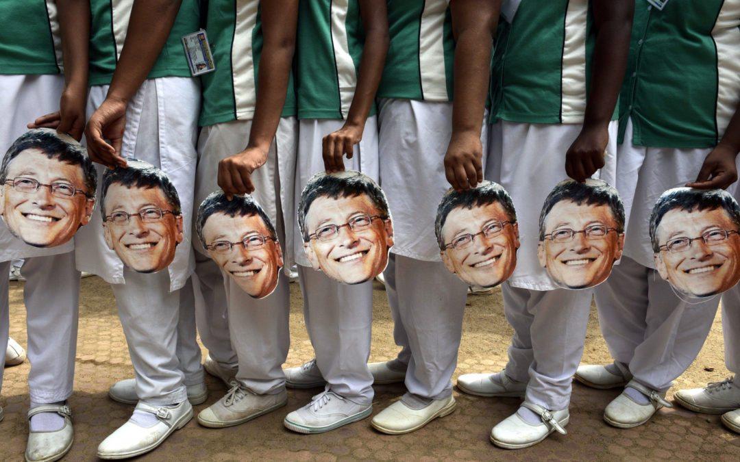 Junto a otros filántropos, Bill Gates reúne $1.000 millones para energías limpias