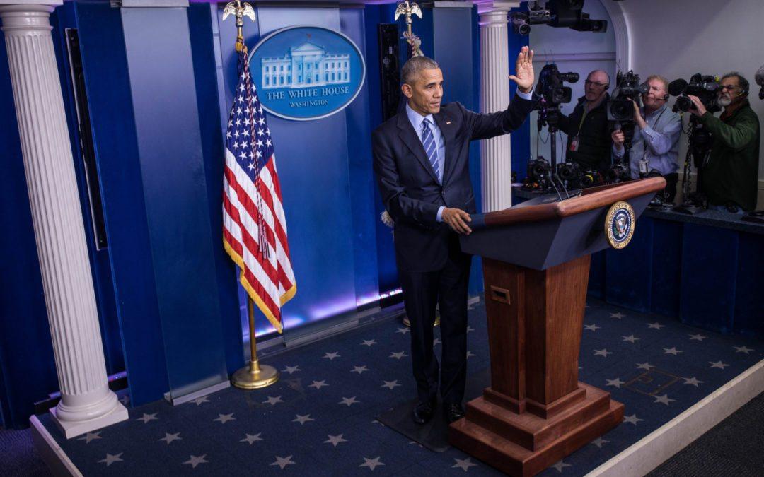 Obama bloquea perforaciones petroleras en el Ártico y el Atlántico