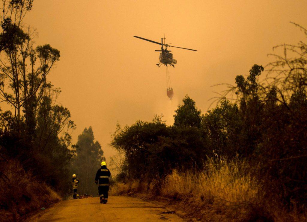 Este es el mayor desastre natural en la historia de Chile.