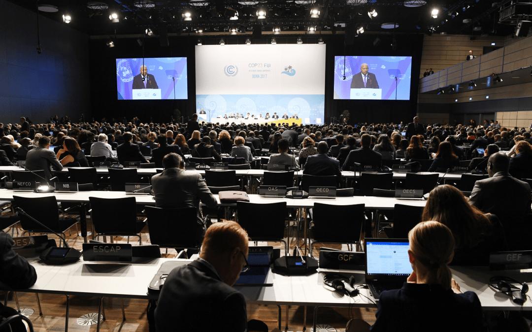 Chile desistió de organizar las negociaciones mundiales de cambio climático. ¿Y ahora qué pasa?