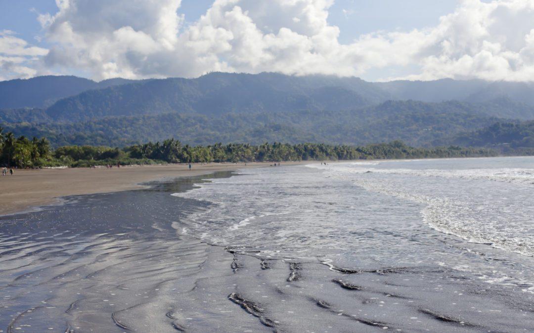 Cambio climático pone en riesgo al Parque Marino Ballena