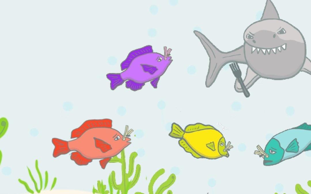 Aumento del CO2 en los océanos hará perder a los peces el sentido del olfato