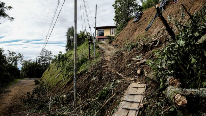 MOPT buscará construir estructura vial resiliente al cambio climático