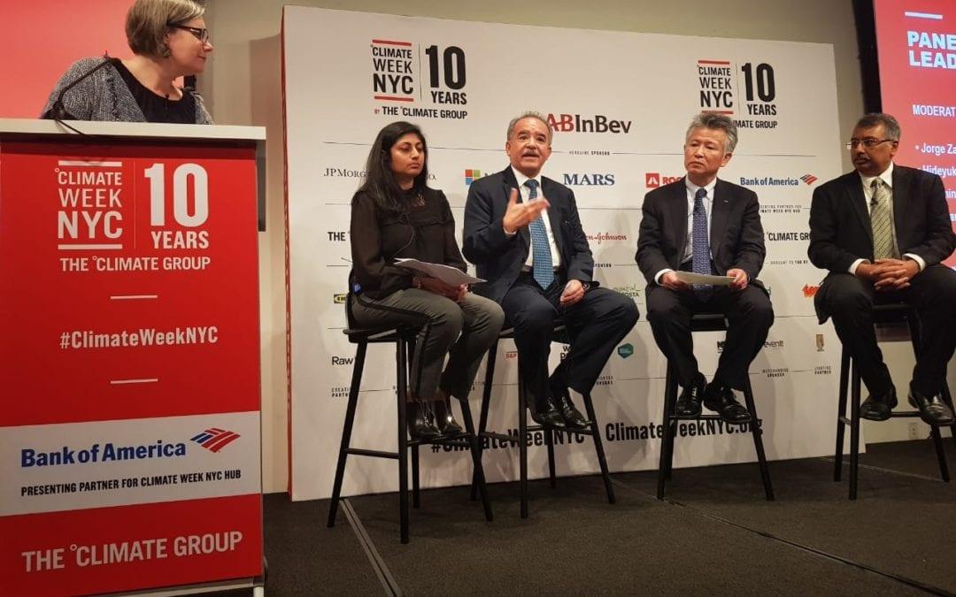 Grupo Bimbo promete elaborar todos sus productos con energía renovable para 2025