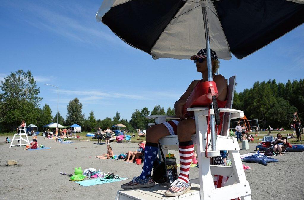 La temperatura en la mayor ciudad de Alaska rompe récord de calor