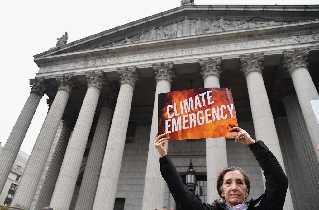"""Inicia en Nueva York juicio """"histórico"""" a la petrolera ExxonMobil"""