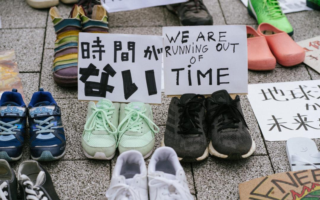 Jóvenes elevaron su voz por la acción climática a pesar de COVID-19