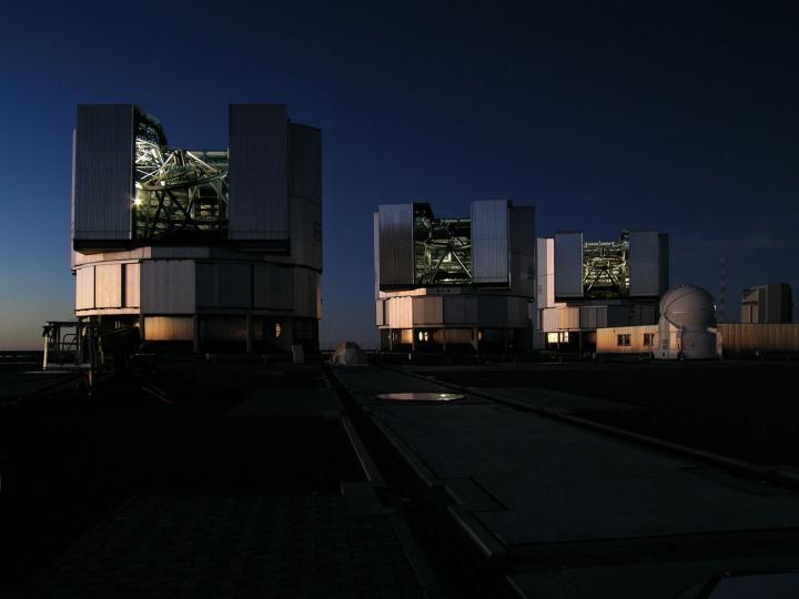 El cambio climático dificulta observar el cosmos