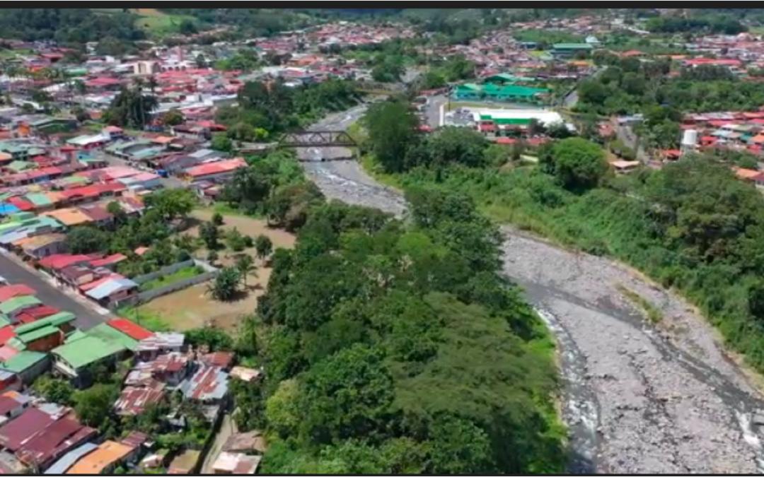 Estudio realizado en la ciudad de Turrialba Los árboles en entornos urbanos buscan mitigar el cambio climático