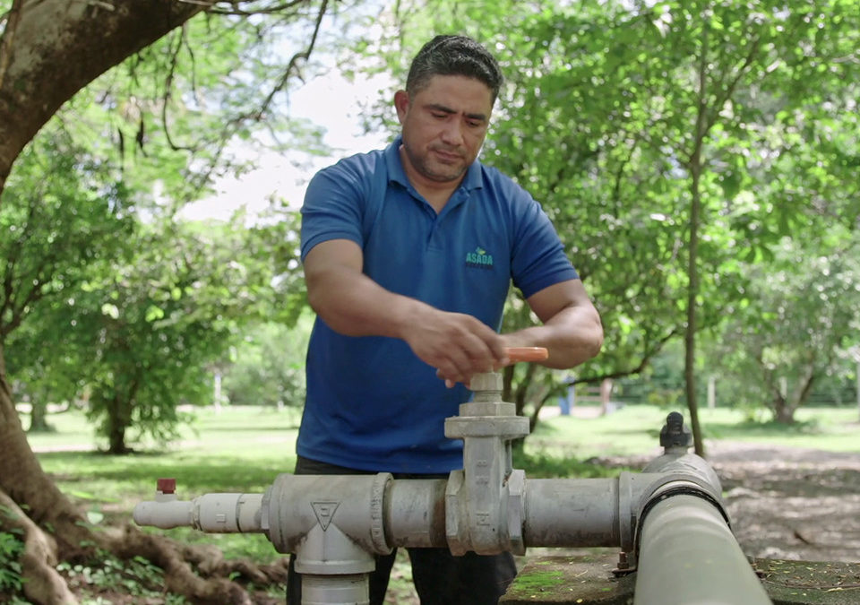 60 acueductos comunitarios fortalecerán su infraestructura para enfrentar el cambio climático