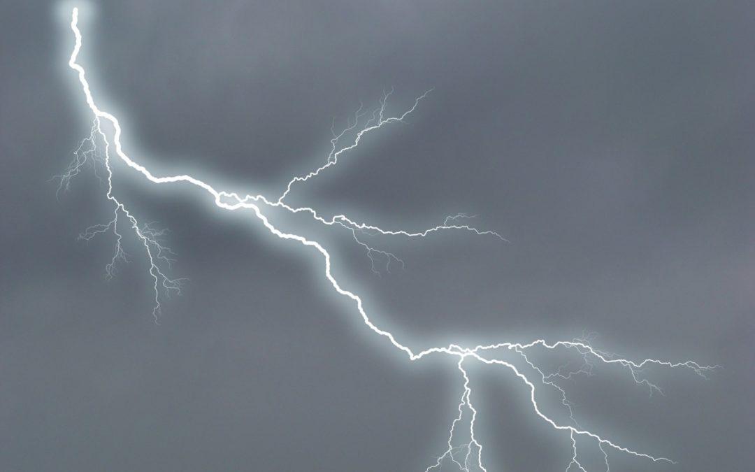 Descargas eléctricas estarían relacionadas a temperatura Costa Rica registró 631.000 rayos caídos en el 2020