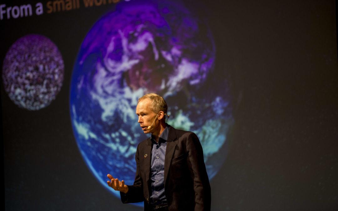 Científicos premiados con el Nobel lanzan reporte previo a cumbre La realidad del Antropoceno: los seres humanos irremediablemente decidirán qué pasará con el planeta