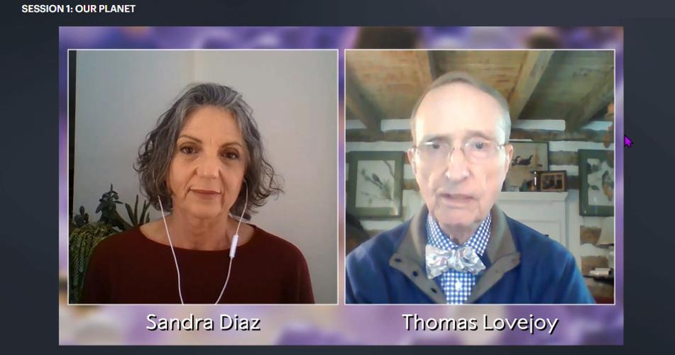 """En el marco de la primera Cumbre de los Premios Nobel Sandra Díaz, ecóloga: """"Todas las personas somos dependientes unas de otras y nuestras acciones tienen impactos globales"""""""