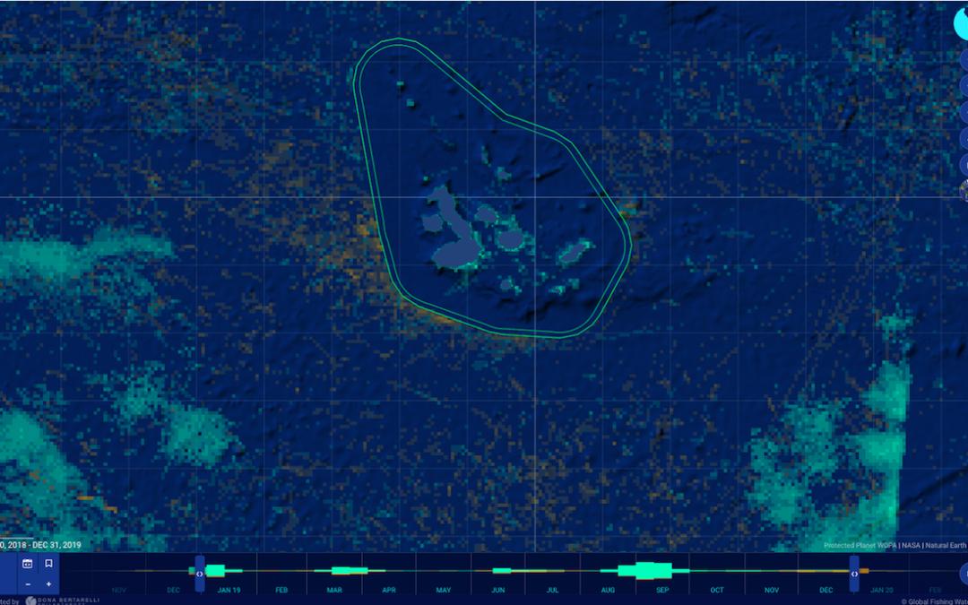 Portal para Administradores Marinos de Global Fishing Watch Nueva tecnología busca revolucionar el monitoreo y la protección marina