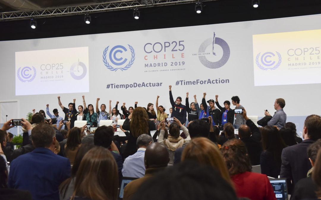 Se tienen expectativas en cuanto a incremento de la ambición y financiamiento El camino hacia la COP26: entre la pandemia y la urgencia climática