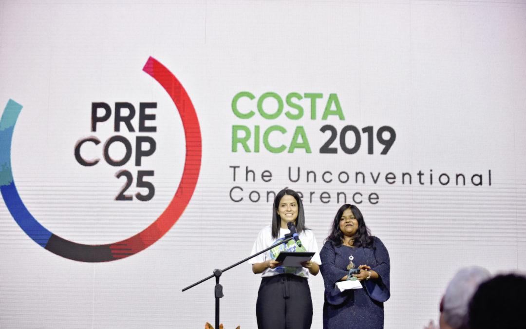 Participarán en la COP26, a realizarse en Glasgow (Reino Unido) 16  jóvenes costarricenses recibirán capacitación como negociadores climáticos