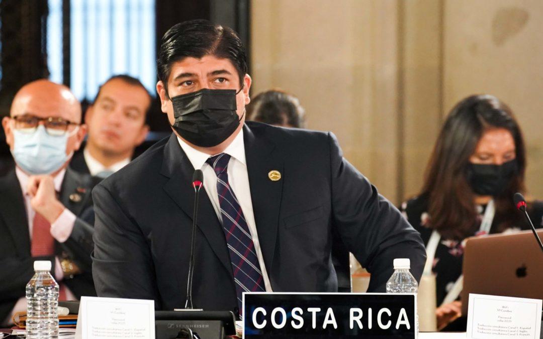 VI Cumbre de la Comunidad de Estados Latinoamericanos y Caribeños Financiamiento climático para la adaptación: el clamor de América Latina en cumbre de CELAC