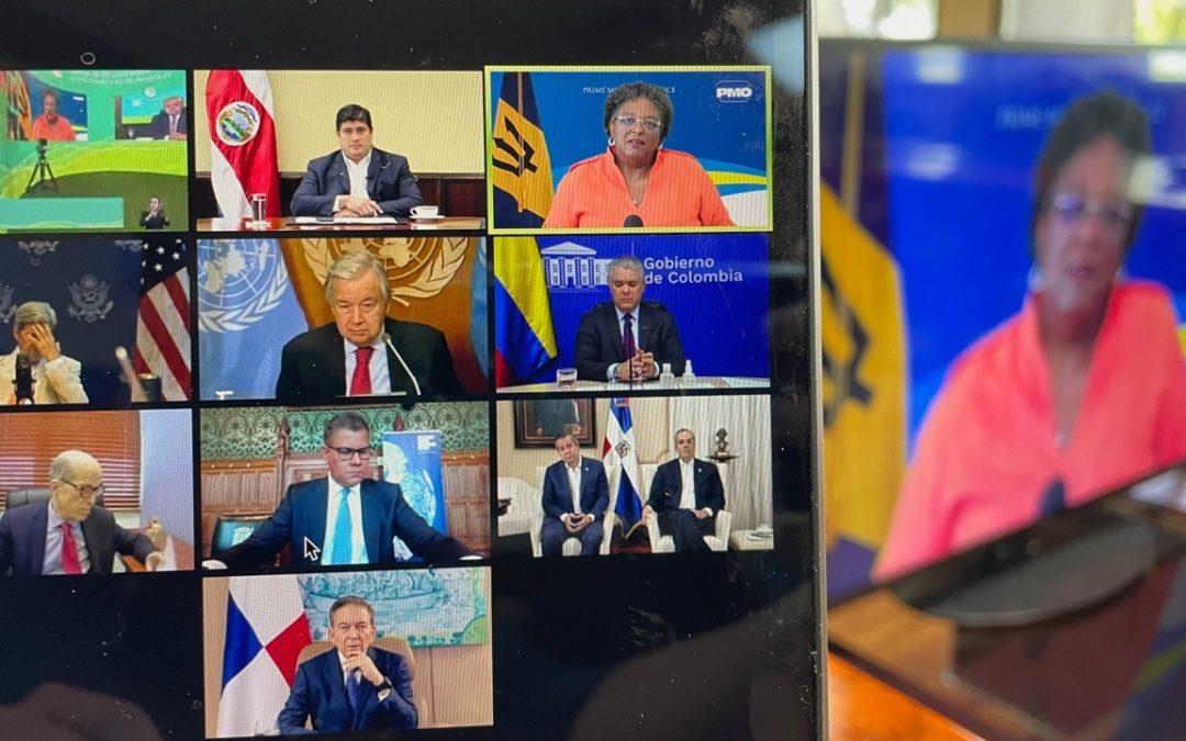 Diálogo de alto nivel sobre acción climática en las Américas América Latina necesita de la acción climática para adaptarse